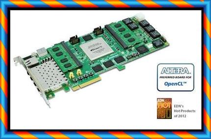 Altera DE5-Net Stratix V FPGA 개발 보드 SFP PCIe NetFPGA OpencCL-[530506339834]
