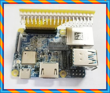 친절한 전자 공학 RK3399 Nanopi NEO4 개발 보드 GPIO 암 터미널 터미널 인터페이스 확장 보드-[586528977846]