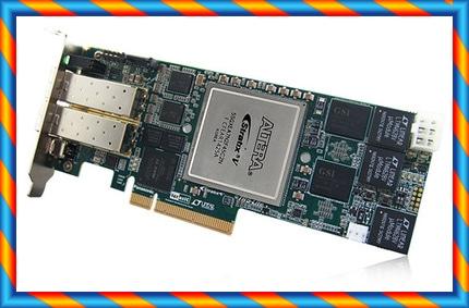 Altera Stratix V TR5-Lite PCIe FPGA 개발 보드 SFP + 5SGXEA7N2F45-[591689564859]