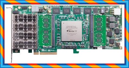 Altera DE5A-NET-DDR4 Arria 10 FPGA 개발 보드 OPENCL 데이터 가속-[592023594413]