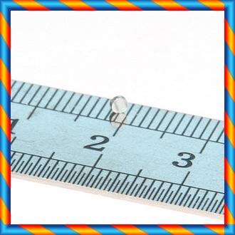 강한 자석 네오디뮴 철 붕소 자석 D1.9x0.75mm-[39456802582]