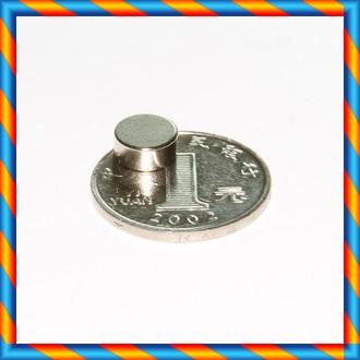 강한 자기 네오디뮴 철 붕소 자석 D9.5x4mm 40 위안 / 50 조각-[39489606348]