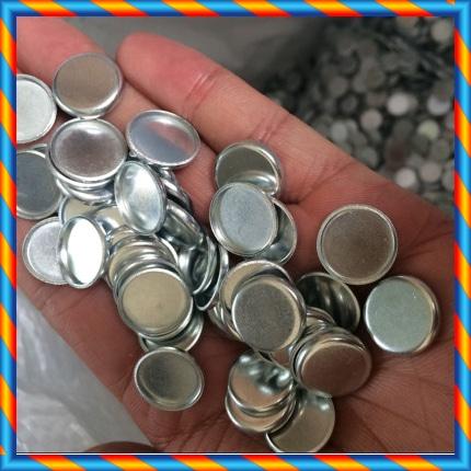 자석이있는 철제 케이스 편면 자석 케이스 D15 * 2 철제 케이스 또는 철제 그릇-[534820849706]
