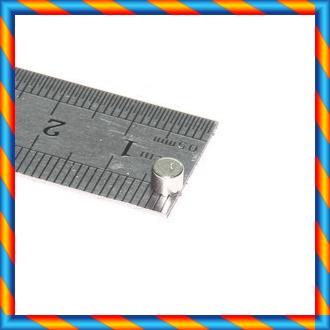 강자성 네오디뮴 철 붕소 자석 D3.8x3mm-[559275255293]