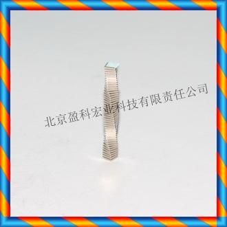 강력한 자기 네오디뮴 철 붕소 자석 3.5x3.5x0.8mm-[559317838787]
