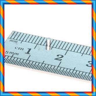 강한 자석 네오디뮴 철 붕소 자석 D1.5x1.5mm-[564822028941]