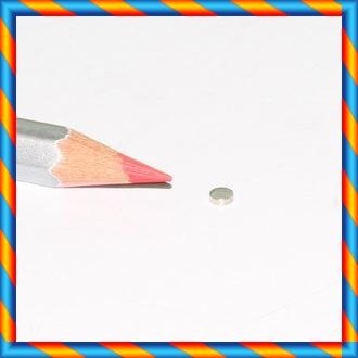 강한 자석 네오디뮴 철 붕소 자석 D2x1mm-[565008870040]