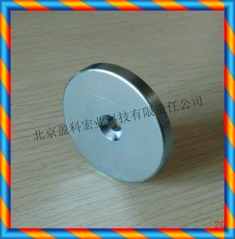 강력한 자기 네오디뮴 철 붕소 자석 D55xD6.5-D12x7mm-[566588032201]