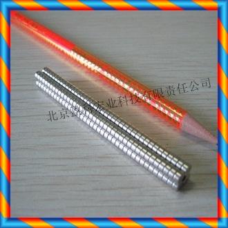 강한 자석 네오디뮴 철 붕소 자석 D3.8x2mm-[567274700421]