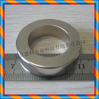 강력한 자기 네오디뮴 철 붕소 자석 D40xD24x10mm-N38H-[575948781229]