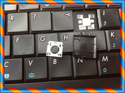 [중고] ASUS ASUS K40 X8AC F8Q A41I X8AAF 노트북 키보드 캡 브래킷 버튼 버클 -[39818815786]