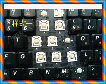 [중고] Lenovo C460A C461 C462 K41A 노트북 키보드 캡 브래킷 버튼 버클 키 홀더 -[534153480813]
