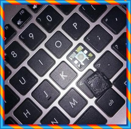 [중고] ASUS A53 K52D X55VD N73J A52jc 노트북 키보드 캡 브래킷 버튼 버클 -[534210637893]