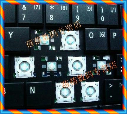 [중고] ACER Acer EC-471 E1-451 E1-451G 노트북 키보드 캡 브래킷 버튼 버클 -[534356129052]