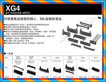 신품 오리지널 OMRON 커넥터 XG4A-1631, XG4A-1634-[528592642198]