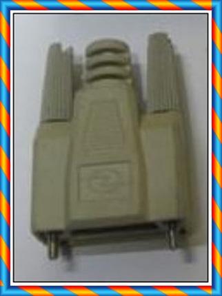 DB9 압축 금형 쉘 DB9 플라스틱 쉘 DB9 외부 금형 한 번 성형 쉘 5 판매-[14806733071]