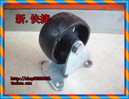 2 인치 전체 철 방향 휠 / 주철 휠 / 고온 휠 / 이동식 휠 / 캐스터 / 가구 휠 / 산업 휠-[36803360514]